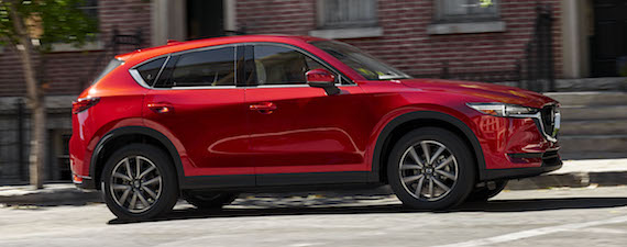 2017 mazda cx 5 grand touring awd review refined redesign nerdwallet. Black Bedroom Furniture Sets. Home Design Ideas