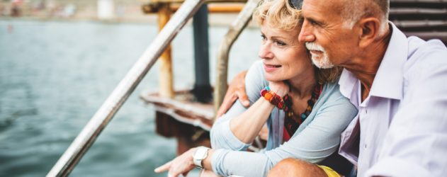 Retirees Can Balance Risk, Reward in Stock Market