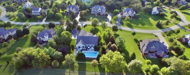 Use a drone to help sell your home
