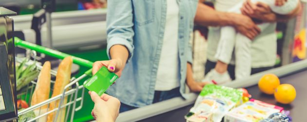 How to Spend Less on Full-Priced Groceries
