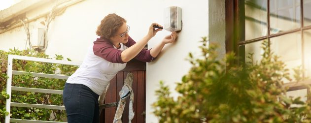 Inexpensive projects to spruce up your home's exterior will impress home buyers.