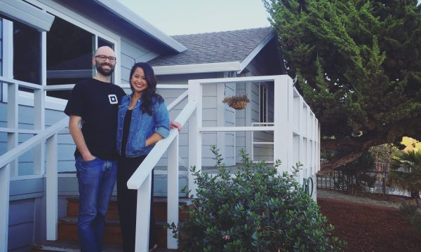 After living in her condo for two years, Sandy and her husband, Philip, bought another home together.