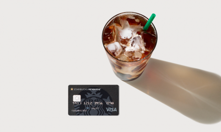 Starbucks launches new credit card for coffee lovers
