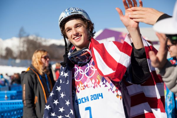 Nick Goepper wishes more Olympic money got passed on to the athletes because