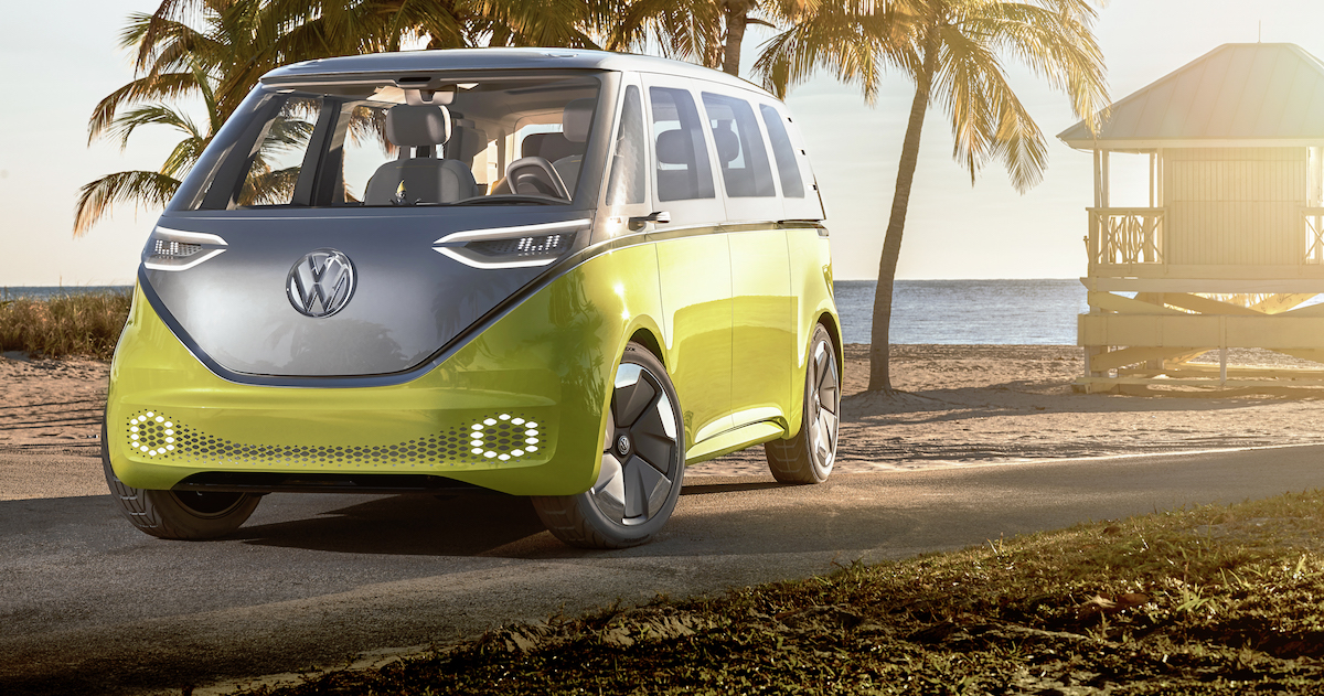 Vw Aims To Plug Into Nostalgia With Electric Bus Nerdwallet
