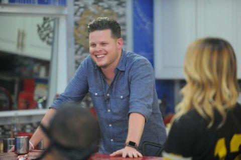 Big Brother 16 winner Derrick Levasseur (Photo by Johnny Vy ©2017 CBS Broadcasting, Inc. All Rights Reserved)