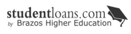 Brazos Student Loan Refinance