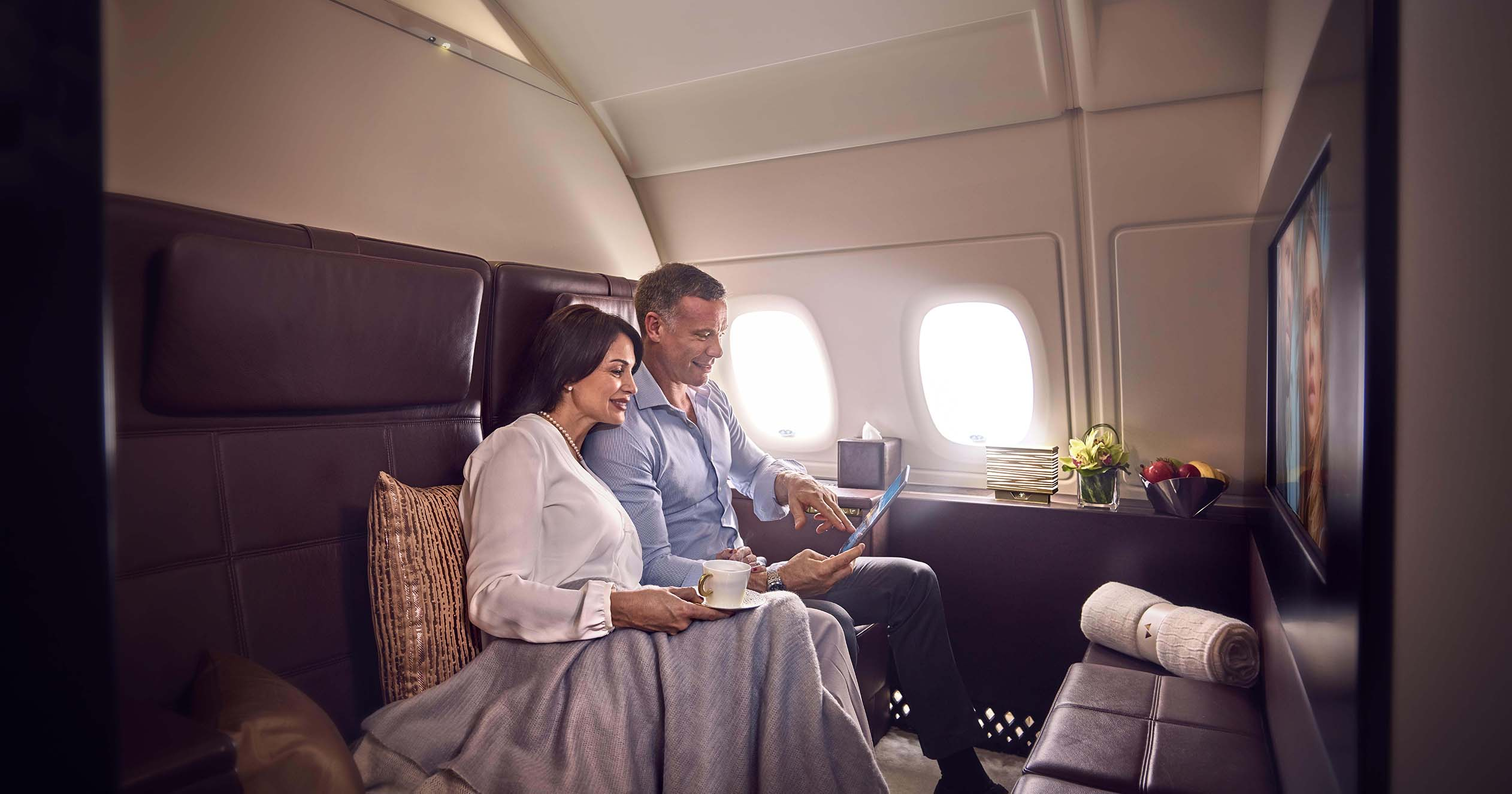 How to Maximize the New Etihad andAir Canada Partnership